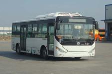 中通牌LCK6809EVGM1型纯电动城市客车