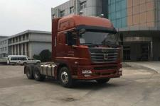集瑞联合牌QCC4252D654K-5型牵引汽车