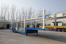 广通达牌JKQ9200TCC型乘用车辆运输半挂车图片