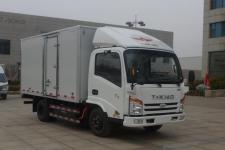 欧铃牌ZB5041XXYBEVKDC6型纯电动厢式运输车图片