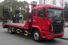 大力牌DLQ5180TPBXK5型平板运输车图片