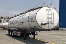 中集牌ZJV9400GSYJM型食用油运输半挂车图片