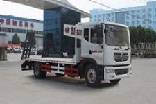 程力威牌CLW5145TPBE5型平板运输车