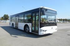 亚星牌JS6108GHEV17型插电式混合动力城市客车图片