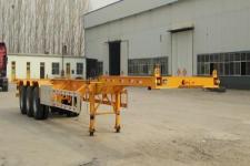 腾运牌LLT9409TJZE型集装箱运输半挂车