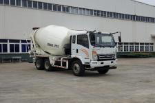 豪曼牌ZZ5258GJBG47EB1型混凝土搅拌运输车图片