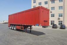 吉鲁恒驰12米23.5吨3轴垃圾转运半挂车(PG9404ZLJ)