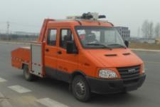 鲁峰牌ST5040XZMD型抢险救援照明车图片