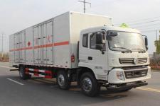 东风国五9米6易燃液体厢式运输车