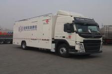 中集牌ZJV5150XTXSD5型通信车