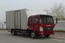 欧铃牌ZB5141XXYUPF5V型厢式运输车图片