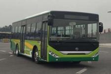 东风牌EQ6105CTBEV3型纯电动城市客车