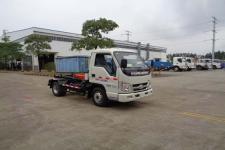玉柴专汽牌NZ5044ZXX型车厢可卸式垃圾车图片