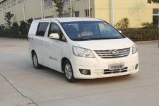 大马牌HKL5030XXYBEV型纯电动厢式运输车图片