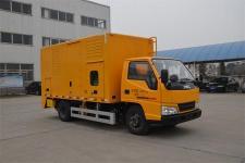 豫陆牌CFG5040XDY型电源车图片