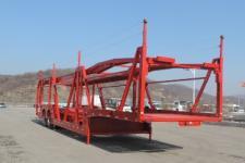 鑫华驰13.8米12.7吨2轴车辆运输半挂车(THD9200TCL)