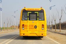 东风牌DFA6108KZX5S型中小学生专用校车图片4