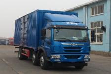 解放牌CA5254XXYPK2L5T3E5A80型厢式运输车图片