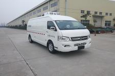 大马牌HKL5042XLCBEV型纯电动冷藏车图片
