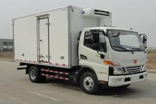 云海牌KK5041XLC02型冷藏车