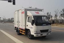 江铃牌JX5044XXYXAC2型厢式运输车图片