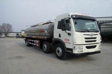 一工牌HWK5240GNY型鲜奶运输车图片