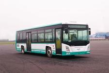 长江牌FDE6100PBABEV08型纯电动城市客车