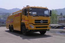 龙鹰牌FLG5230TPS33E型大流量排水抢险车