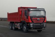 红岩牌CQ3256HTDG364L型自卸汽车