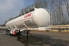 鲁西牌LXZ9400GFL型低密度粉粒物料运输半挂车图片