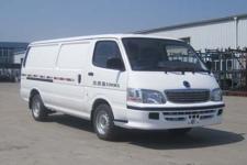 申龙牌SLK5030XXYBEV3型纯电动厢式运输车