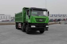 红岩牌CQ5316ZLJHTVG306S型自卸式垃圾车
