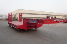 杨嘉牌LHL9359TDP型低平板半挂车