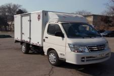 金杯牌SY5035XXYDAY-W3型厢式运输车