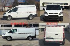 江铃全顺牌JX5033XXYPDS-L5型厢式运输车图片