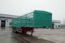峄州牌ZLT9370CCYE型仓栅式运输半挂车图片