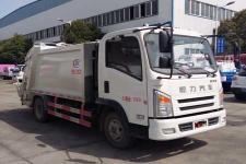 程力威牌CLW5070ZYSCL5型压缩式垃圾车
