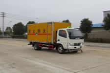 江特牌JDF5040XZWE5型杂项危险物品厢式运输车