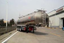 万事达牌SDW9400GSY型铝合金食用油运输半挂车