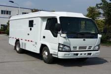迪马牌DMT5046XYCV2型运钞车
