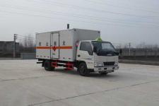 江特牌JDF5042XRQJ5型易燃气体厢式运输车