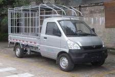 五菱牌LQG5029CCYPY型仓栅式运输车图片
