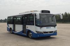 象牌SXC6750GBEV3型纯电动城市客车