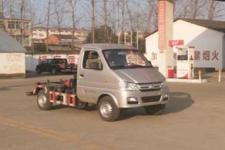 程力威牌CLW5032ZXXS5型车厢可卸式垃圾车