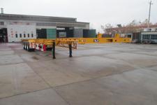 沂蒙牌MYT9404TJZ型集装箱运输半挂车图片