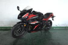 三友牌SY400型两轮摩托车图片