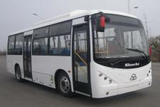 舒驰牌YTK6830GEV5型纯电动城市客车图片