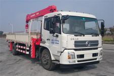 常林牌CHL5160JSQD5型随车起重运输车图片