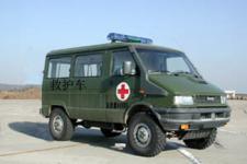 依维柯牌NJ2045XJHG型越野救护车图片