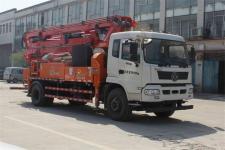 科尼乐牌KNL5205THB型混凝土泵车图片